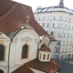 Отель Lea Чехия, Прага - отзывы, цены и фото номеров - забронировать отель Lea онлайн балкон