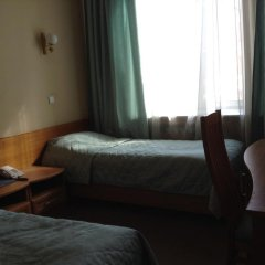 Гостиница Komandirovka комната для гостей фото 2