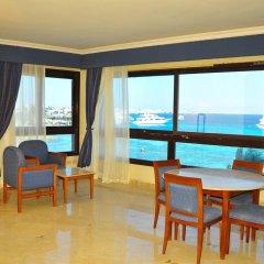 Отель Alia Beach Resort комната для гостей