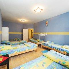 Мини-Отель Компас Кровать в женском общем номере с двухъярусной кроватью фото 13