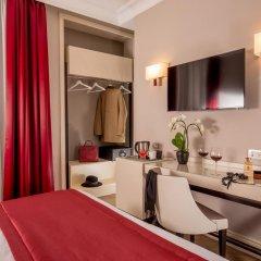 Ludovisi Palace Hotel 4* Стандартный номер с различными типами кроватей фото 3