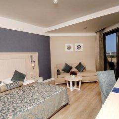 Seamelia Beach Resort Hotel & Spa Турция, Чолакли - 1 отзыв об отеле, цены и фото номеров - забронировать отель Seamelia Beach Resort Hotel & Spa онлайн комната для гостей фото 2
