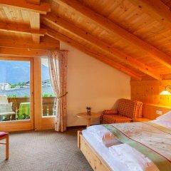 Отель Landsitz Stroblhof Тироло комната для гостей фото 4