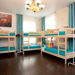 Europa Hostel Кровать в общем номере с двухъярусной кроватью фото 6