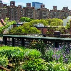 Отель The High Line Hotel США, Нью-Йорк - отзывы, цены и фото номеров - забронировать отель The High Line Hotel онлайн балкон