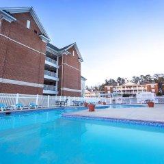 Отель Holiday Inn Club Vacations Williamsburg Resort бассейн фото 2