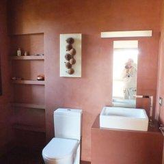 Отель Casetta dell`Uliveto Кастильоне делла Пескайа ванная фото 2
