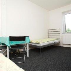 Abex Hostel Кровать в общем номере с двухъярусной кроватью фото 2