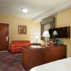 Отель Hampton Inn & Suites Mexico City - Centro Historico 3* Стандартный номер с различными типами кроватей фото 2