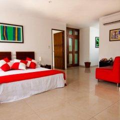 Отель Innova Chipichape 3* Стандартный номер с двуспальной кроватью фото 5