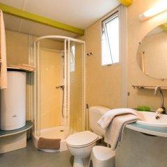 Отель Camping Bungalows El Far ванная