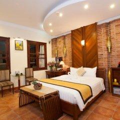 Hanoi Old Quarter Hotel 3* Стандартный номер двуспальная кровать фото 3