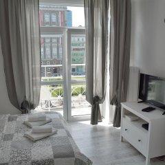 Отель Sleep4you Apartamenty Centrum Польша, Варшава - отзывы, цены и фото номеров - забронировать отель Sleep4you Apartamenty Centrum онлайн комната для гостей фото 4