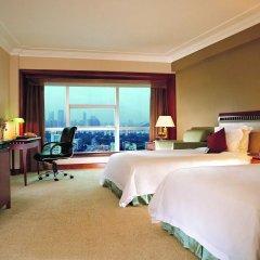 The Pavilion Hotel Shenzhen 4* Улучшенный номер с различными типами кроватей фото 2