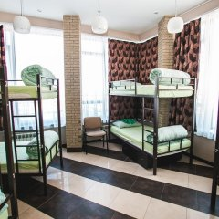 Nice Hostel HH Кровать в общем номере с двухъярусной кроватью