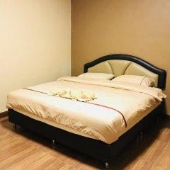 Отель Benwadee Resort 2* Коттедж с различными типами кроватей фото 28