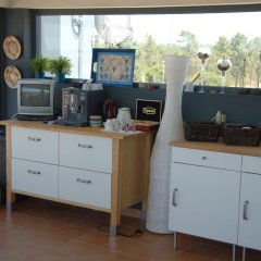 Отель Alojamento Local Verde e Mar питание фото 2