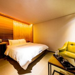 Seocho Cancun Hotel 2* Стандартный номер с различными типами кроватей фото 5
