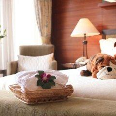 Апартаменты Portofino International Apartment Улучшенный люкс с 2 отдельными кроватями фото 2