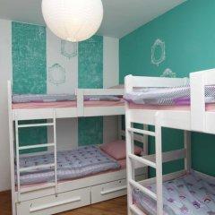 Pozitiv Hostel комната для гостей фото 2