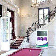 Отель Novotel Chateau de Maffliers интерьер отеля фото 2