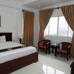 N.Y Kim Phuong Hotel 2* Номер Делюкс с различными типами кроватей фото 8
