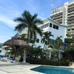 Отель Pent House Condo in Acapulco бассейн фото 3