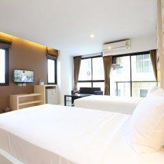 Отель Naka Residence 3* Стандартный номер 2 отдельные кровати фото 7