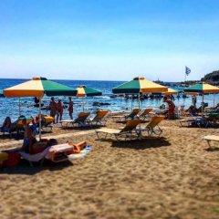 Отель Paradise Studios пляж фото 2