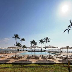 Hotel Riu Palace Bonanza Playa бассейн фото 4