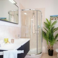 Отель Giardino di Mia Кальдерара-ди-Рено ванная фото 2