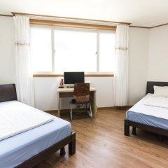 Отель Kory Guesthouse Южная Корея, Сеул - отзывы, цены и фото номеров - забронировать отель Kory Guesthouse онлайн комната для гостей фото 5