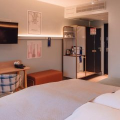 Radisson Blu Seaside Hotel, Helsinki 4* Стандартный номер с различными типами кроватей фото 3