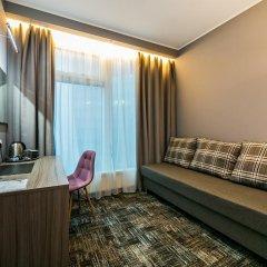 Мини-Отель Панорама Сити 3* Номер Комфорт с различными типами кроватей фото 11