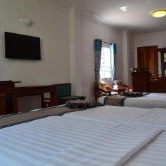 Отель COMMON INN Ben Thanh 2* Люкс с различными типами кроватей фото 6