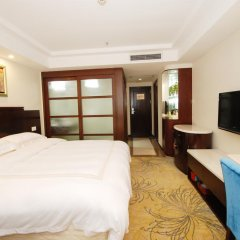 Overseas Chinese Friendship Hotel 3* Номер Делюкс с различными типами кроватей фото 6