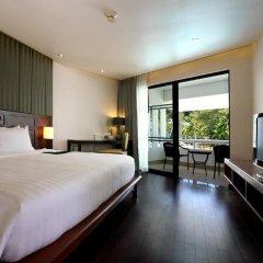 Отель Le Meridien Phuket Beach Resort 4* Люкс повышенной комфортности с различными типами кроватей