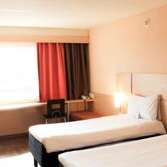 Отель Ibis Sao Paulo Congonhas 3* Стандартный номер с 2 отдельными кроватями фото 5