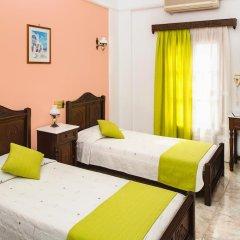 Отель Astir Thira 2* Стандартный номер с различными типами кроватей фото 3
