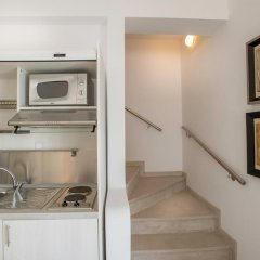 Отель Santorini Secret Suites & Spa 5* Вилла Junior с различными типами кроватей фото 13