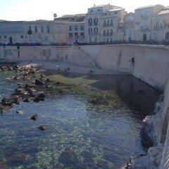 Отель La Baia di Ortigia Сиракуза приотельная территория фото 2