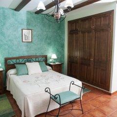 Отель Casa Rural Beatriz Стандартный номер с различными типами кроватей фото 9