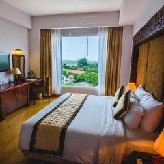 Mondial Hotel Hue 4* Люкс с различными типами кроватей фото 4