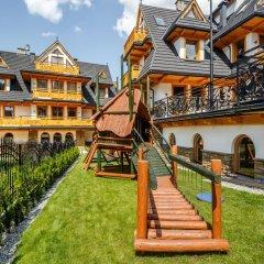 Отель Zakopiańskie Tarasy Premium Spa детские мероприятия фото 2