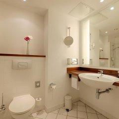 Отель ACHAT Plaza Frankfurt/Offenbach 4* Номер Бизнес с различными типами кроватей фото 3
