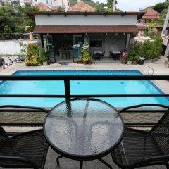 Отель The Nest Resort 3* Улучшенный номер двуспальная кровать фото 3