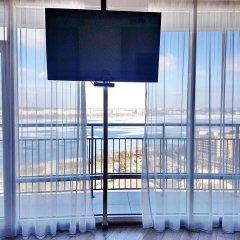 Мост Сити Апарт Отель Днепр балкон