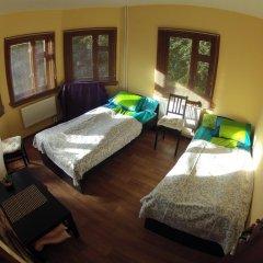 Гостевой дом Серпейка Кровать в общем номере с двухъярусной кроватью фото 6