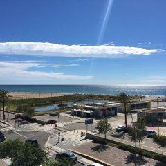 Отель Sol y Mar Segur пляж