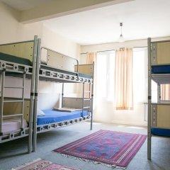 Levanten Hostel Кровать в общем номере двухъярусные кровати фото 4